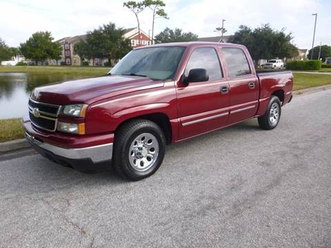 2006 Chevrolet Silverado 1500 for sale in Clearwater, FL