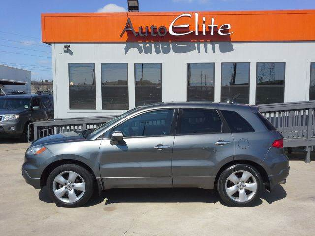 2008 ACURA RDX TECHNOLOGY PACKAGE polished metal metallic luxury suv power windows power door lo