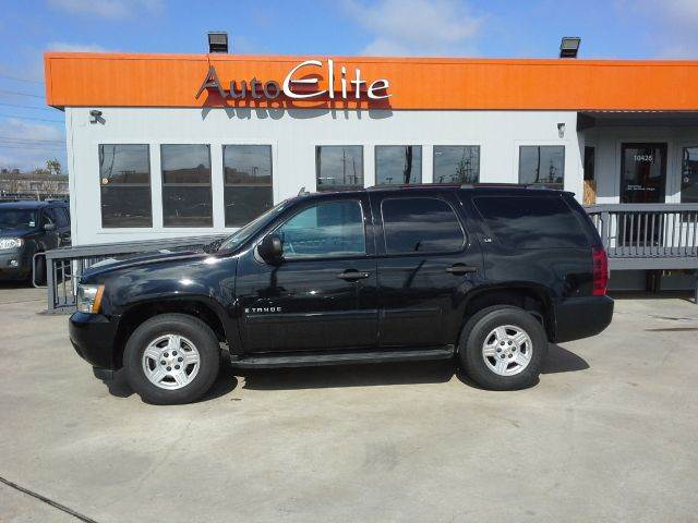 2007 CHEVROLET TAHOE LT2 2WD gray alloy wheels power windows power door locks power adjustable