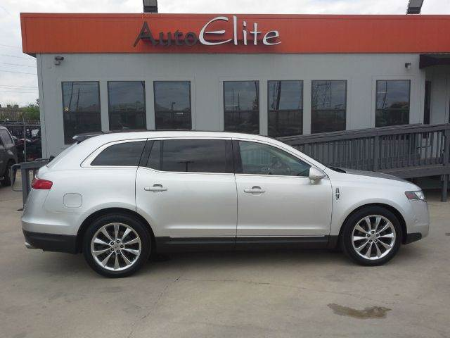 2010 LINCOLN MKT 35L WITH ECOBOOST AWD stering gray metallic great american luxury suv navigatio