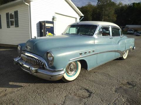 1953 buick roadmaster for sale. Cars Review. Best American Auto & Cars Review