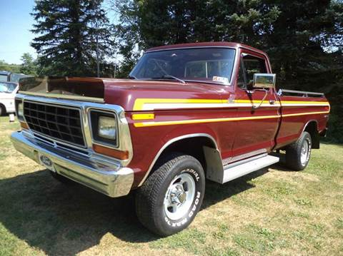 Fireball Truck Sales >> 1978 Ford F-150 For Sale - Carsforsale.com