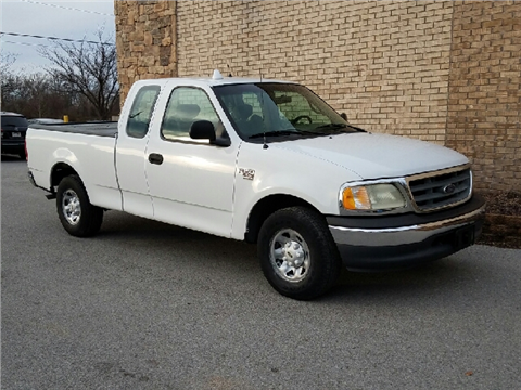 2001 Ford F-150 for sale in Bentonville, AR