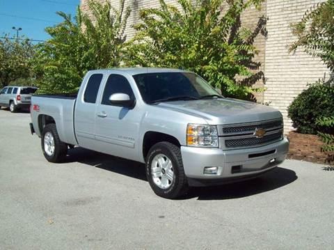 2012 Chevrolet Silverado 1500 for sale in Bentonville, AR
