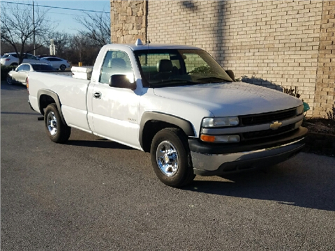 2001 Chevrolet Silverado 1500 for sale in Bentonville, AR