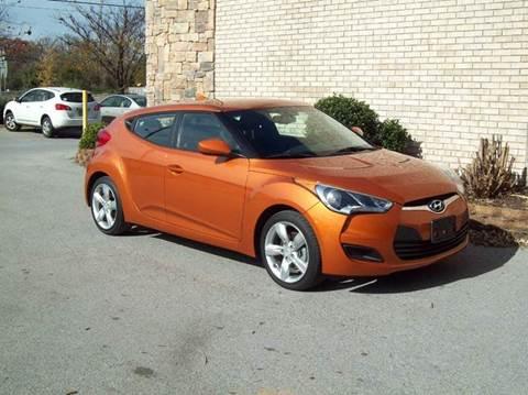 2013 Hyundai Veloster for sale in Bentonville, AR