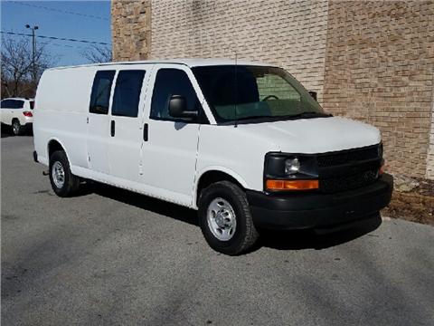 2010 Chevrolet Express Cargo for sale in Bentonville, AR