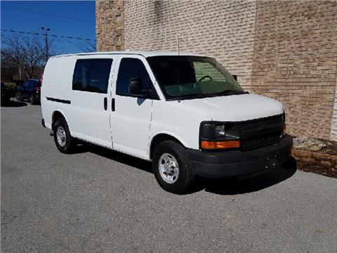 2008 Chevrolet Express Cargo for sale in Bentonville, AR