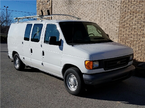 2006 Ford E-Series Cargo for sale in Bentonville, AR