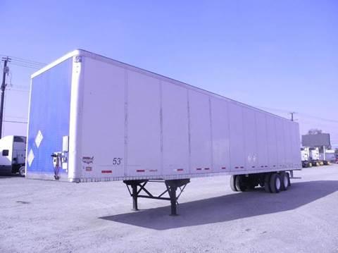 2006 Wabash Dry Van