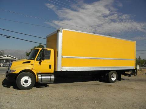 2012 International 4300 for sale in Fontana, CA