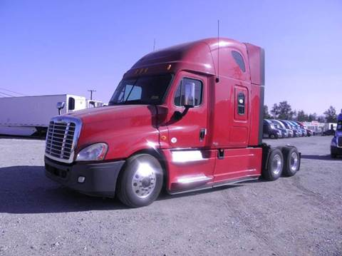 2013 Freightliner Cascadia for sale in Fontana, CA