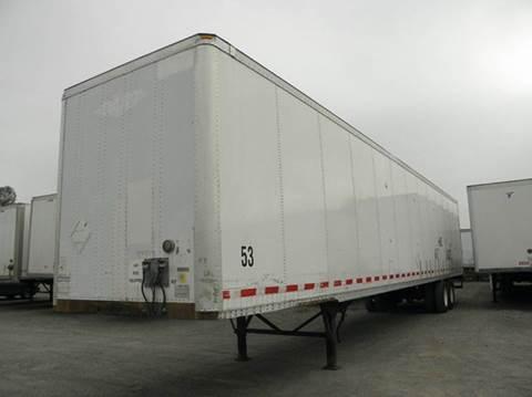 2000 Wabash Dry Van