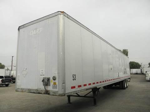 1999 Wabash Dry Van