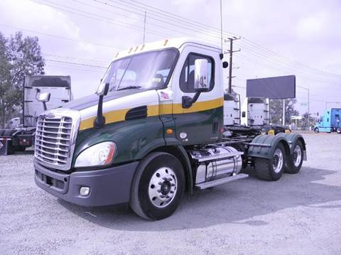 2012 Freightliner Cascadia for sale in Fontana, CA