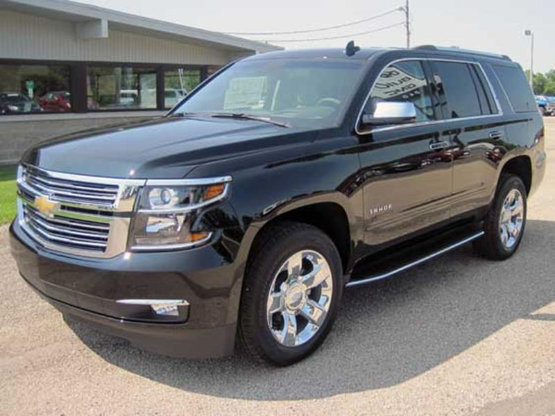 2017 Chevrolet Tahoe For Sale In Illinois Carsforsale Com