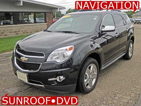 2015 Chevrolet Equinox for sale in Kewanee, IL