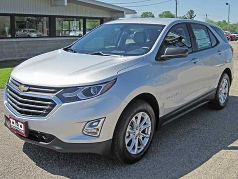 2018 Chevrolet Equinox for sale in Kewanee, IL