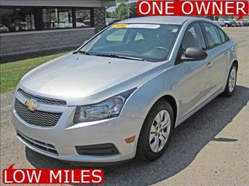 2014 Chevrolet Cruze for sale in Kewanee, IL