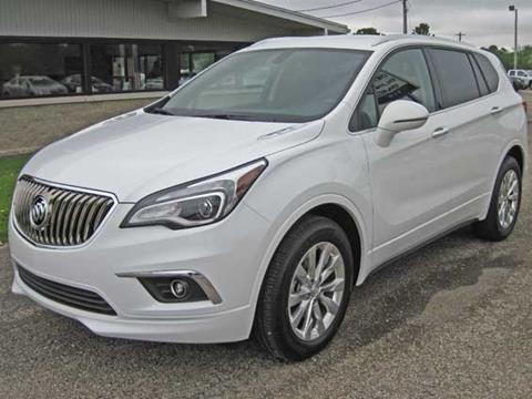 2017 Buick Envision for sale in Kewanee, IL