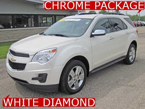 2014 Chevrolet Equinox for sale in Kewanee, IL