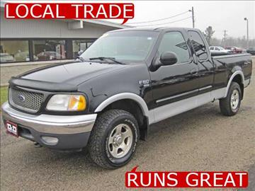 2001 Ford F-150 for sale in Kewanee, IL