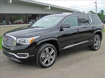 2017 GMC Acadia for sale in Kewanee, IL