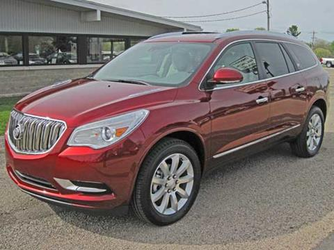 2017 Buick Enclave for sale in Kewanee, IL