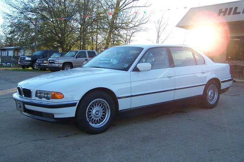 BMW Jackson Ms >> Used BMW 7 Series For Sale - CarGurus