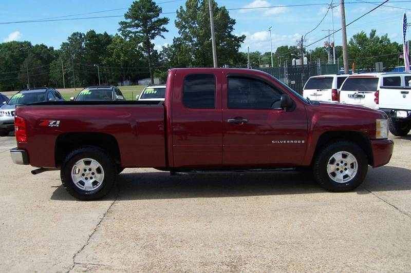 Covert Gmc Austin >> 2007 Chevrolet Chevy Silverado 1500 Lt1 4dr Extended Cab | Autos Post