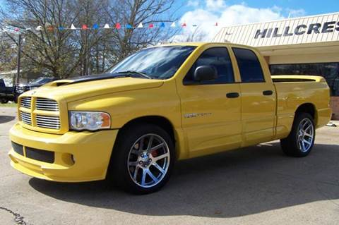 2005 Dodge Ram Pickup 1500 SRT-10 for sale in Byram, MS