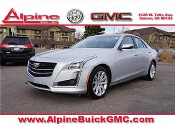 2015 Cadillac CTS for sale in Denver, CO