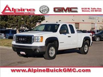 2007 GMC Sierra 1500 for sale in Denver, CO