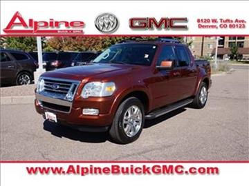 2010 Ford Explorer Sport Trac For Sale