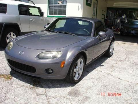 2006 Mazda MX-5 Miata for sale in Largo, FL