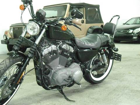 2007 Harley-Davidson Sportster for sale in Bedford Heights, OH