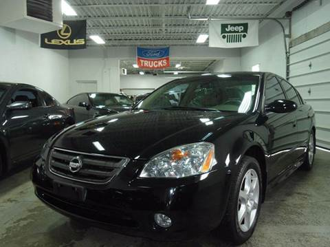2004 Nissan Altima for sale in Bedford Heights, OH