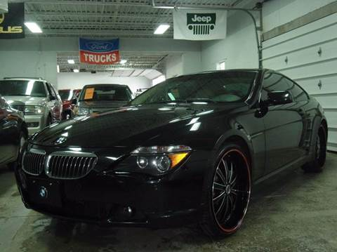 2005 BMW 6 Series for sale in Bedford Heights, OH