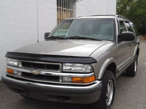 2000 Chevrolet Blazer for sale in Bedford Heights, OH