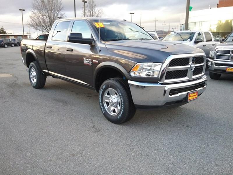 2018 RAM Ram Pickup 2500 for sale in Spokane, WA