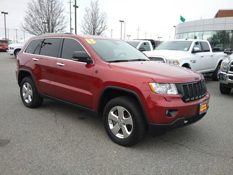 2013 jeep grand cherokee for sale in spokane wa. Black Bedroom Furniture Sets. Home Design Ideas