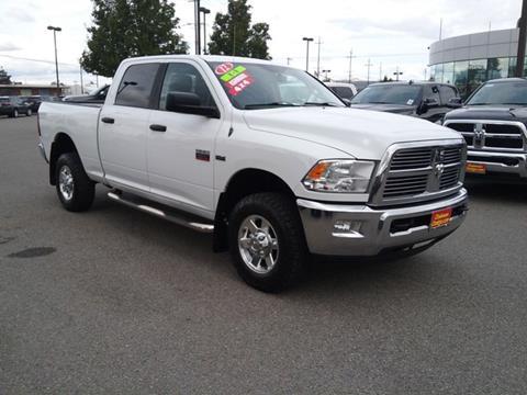 2012 RAM Ram Pickup 2500 for sale in Spokane, WA