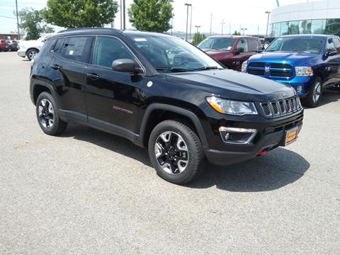 2017 Jeep Compass for sale in Spokane, WA