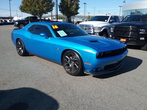 2016 Dodge Challenger for sale in Spokane, WA