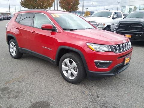 2018 Jeep Compass for sale in Spokane, WA