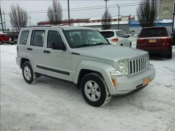 jeep liberty for sale spokane wa. Black Bedroom Furniture Sets. Home Design Ideas