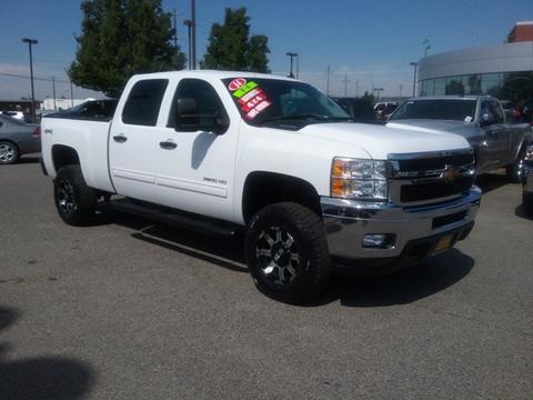 2014 Chevrolet Silverado 2500HD for sale in Spokane, WA