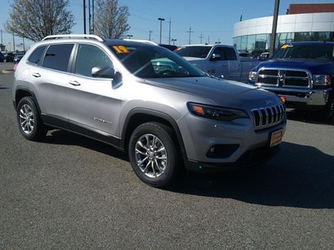 2019 Jeep Cherokee for sale in Spokane, WA