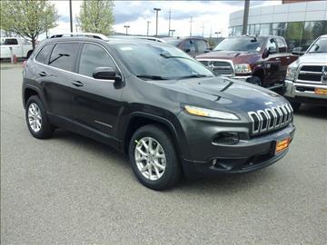 2017 Jeep Cherokee for sale in Spokane, WA