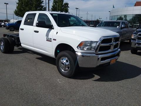 2017 RAM Ram Chassis 3500 for sale in Spokane, WA